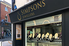Contact Simpsons jewellery